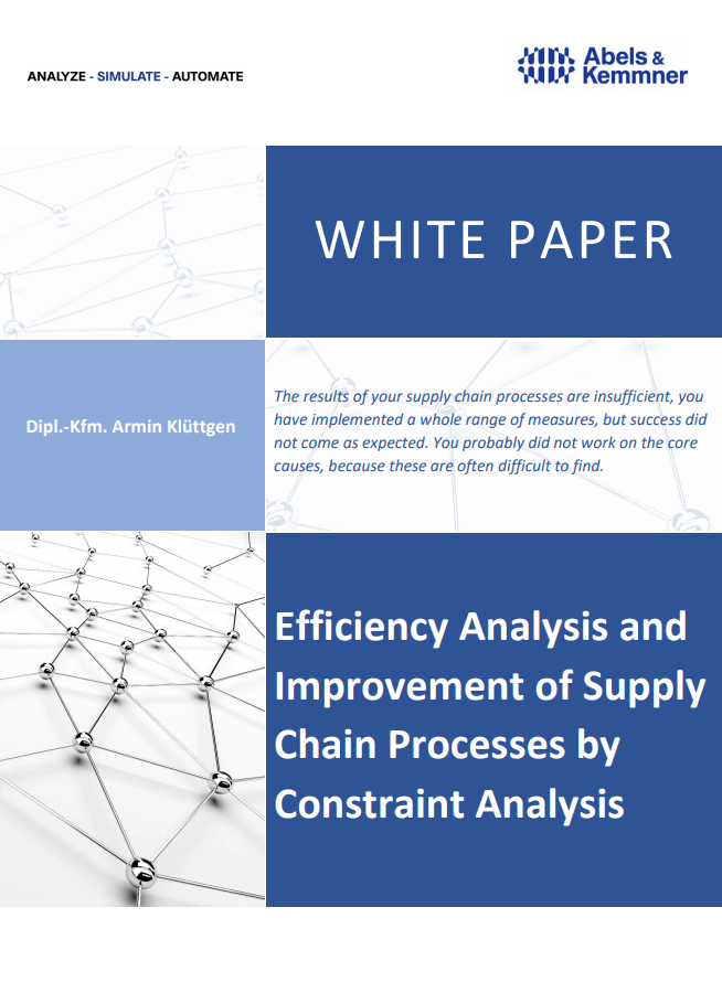 White Paper Contraint Analysis | Abels & Kemmner